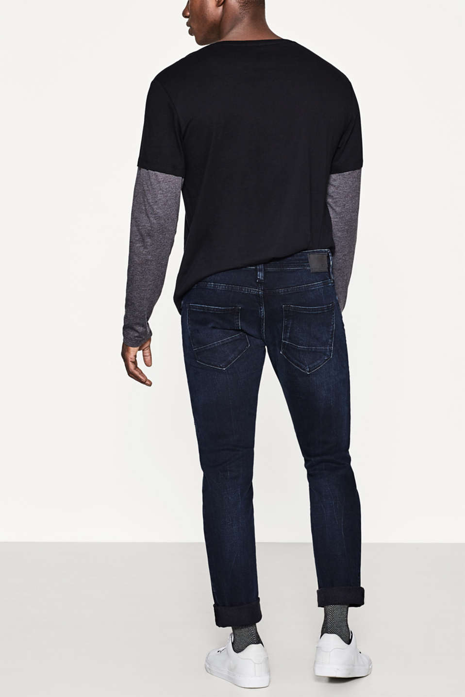 Premium-Denim mit Stretch