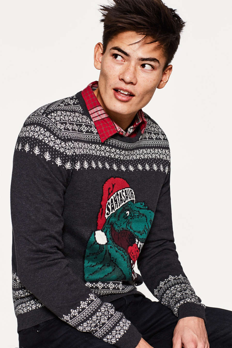edc - Knit Christmas jumper