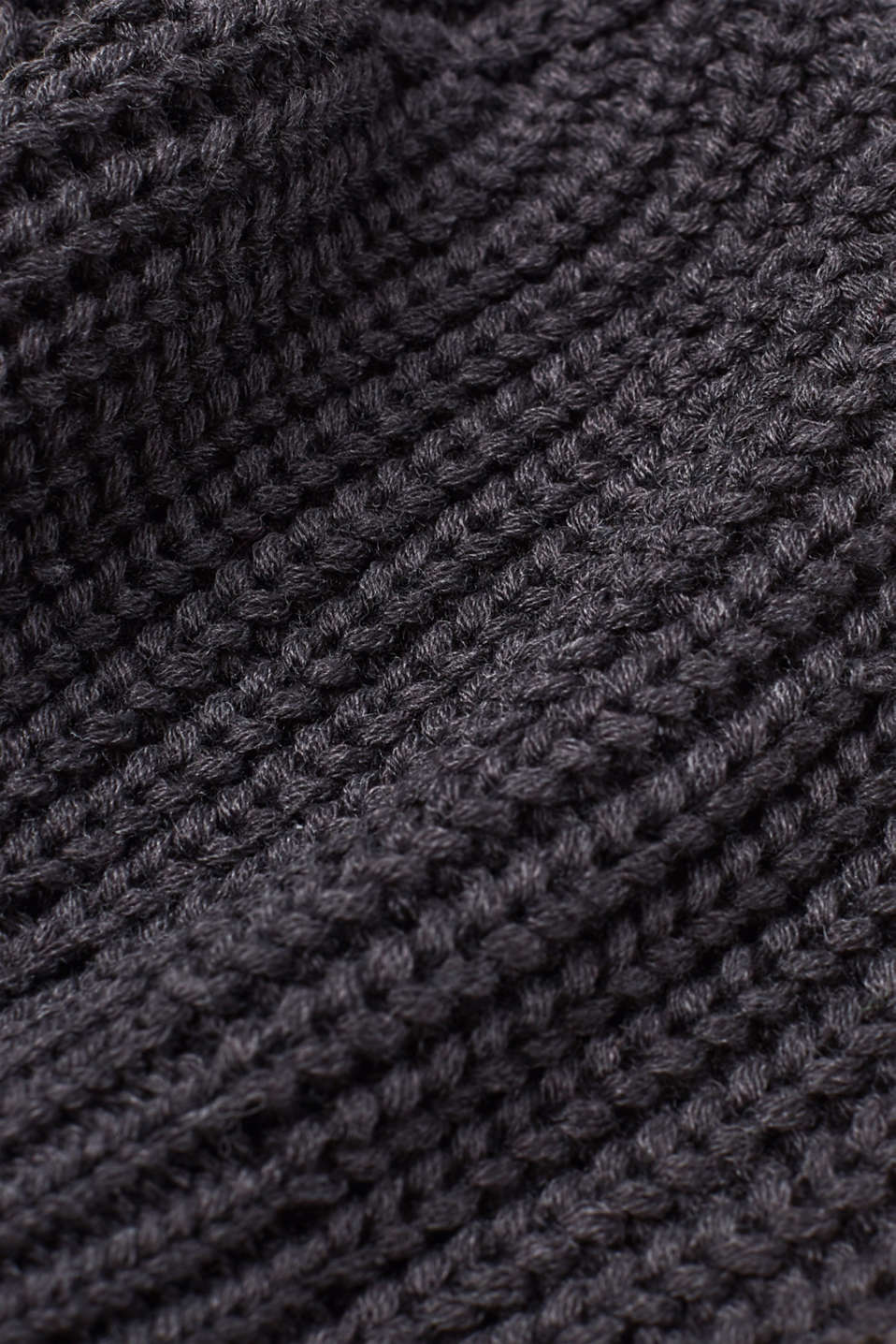High-quality knit beanie