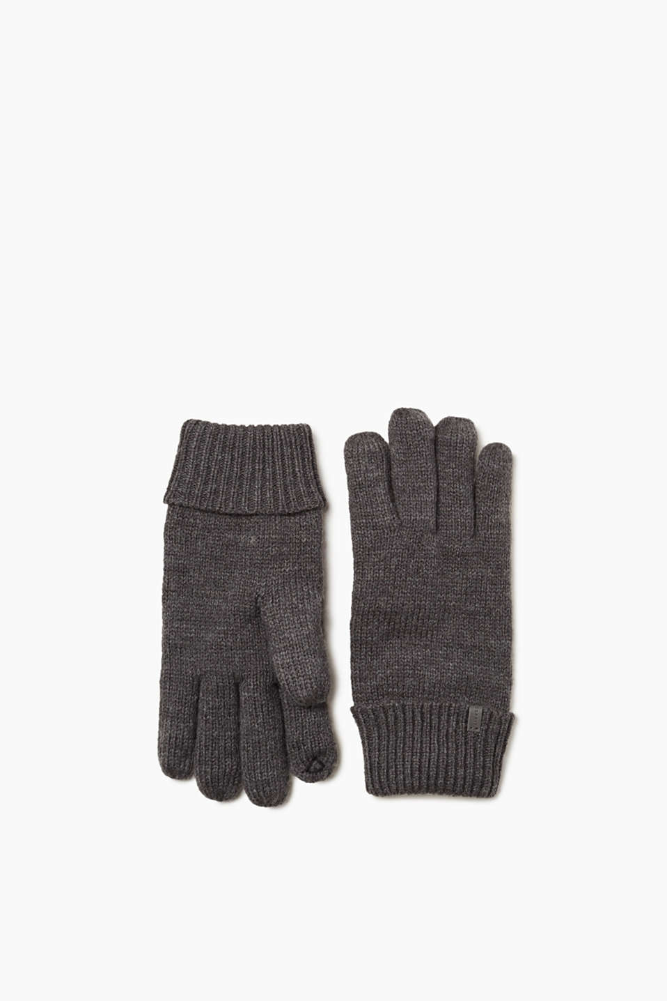 Perfect for cold winter days! These knitted gloves are perfectly insulated with Thinsulate technology.