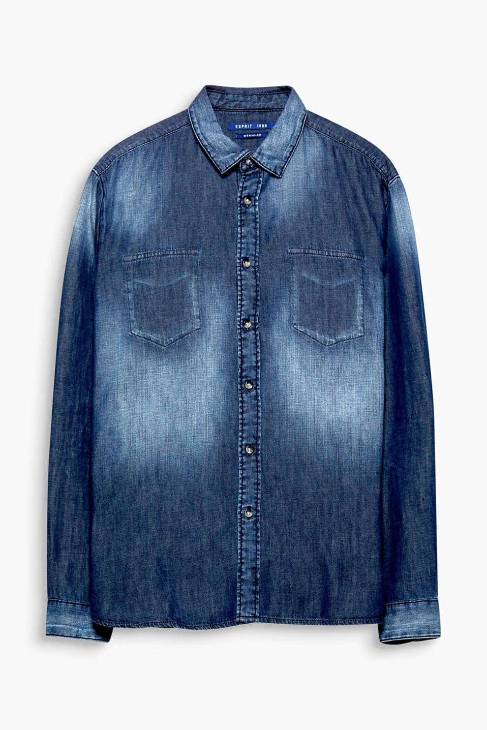 We love denim! And this shirt is a piece of denim heritage!