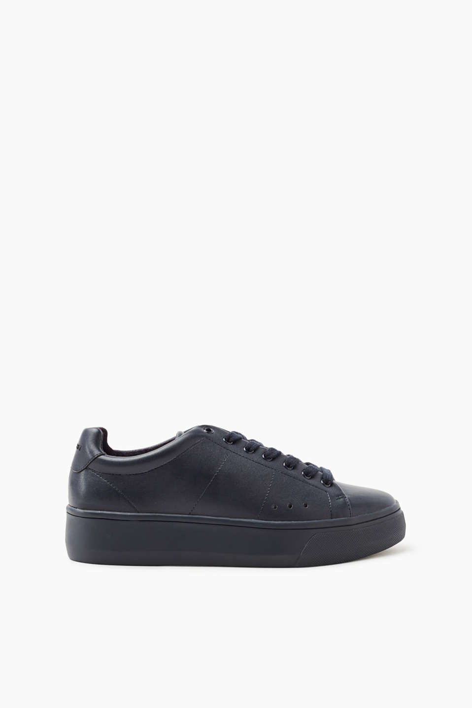 Esprit - Trend trainers with a flat sole