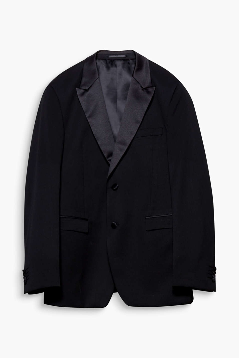 Dress code: Black tie. No problem with this classic, slim-fitting dinner jacket.