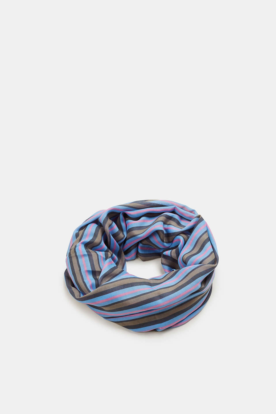 edc - Snood with a graphic print, recycled