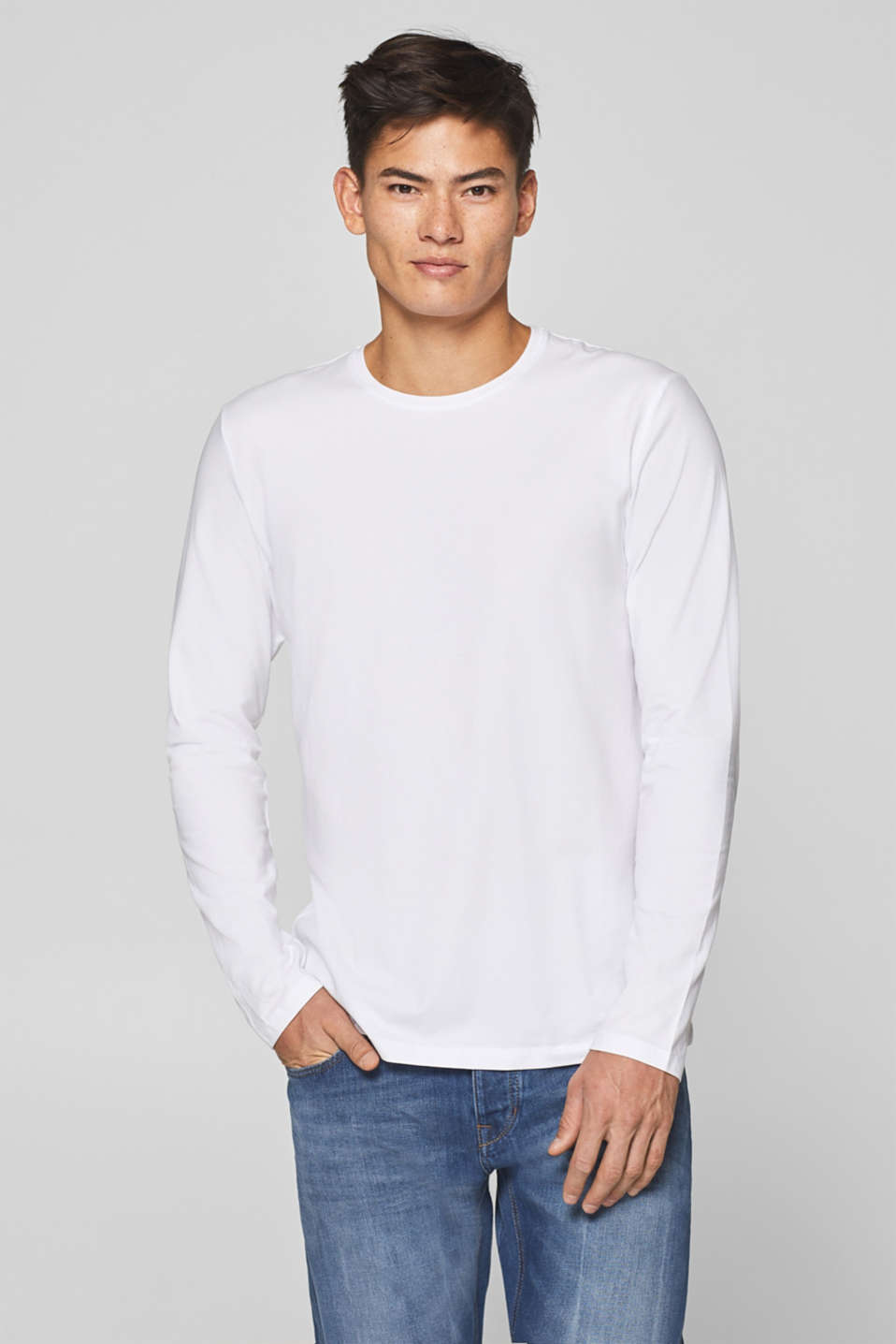 edc - Double pack of jersey long sleeve tops