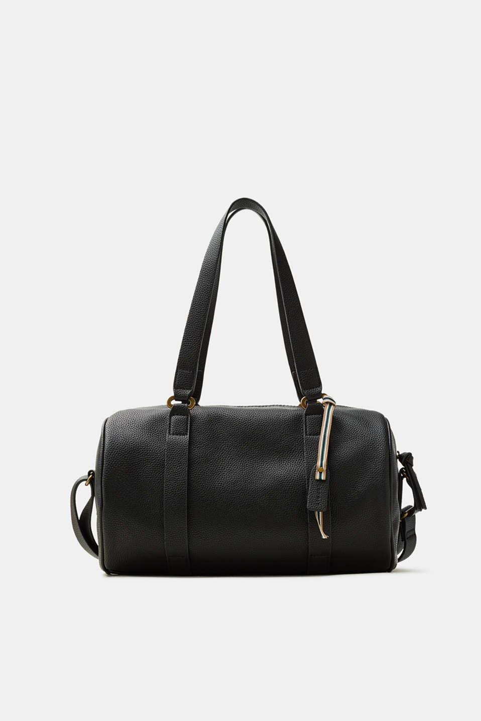 Esprit - Bowling bag i læderlook