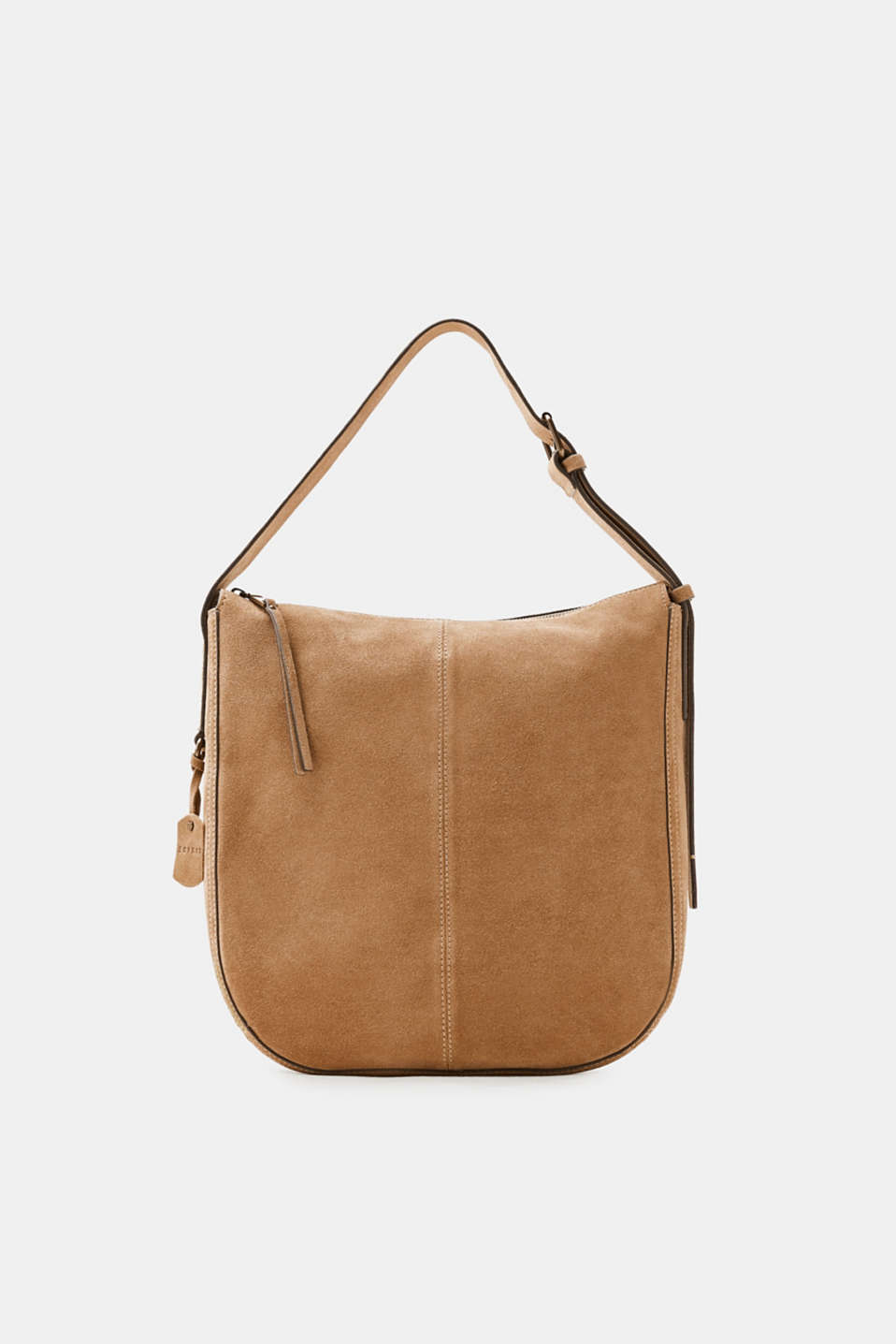 Esprit - Suede hobo bag