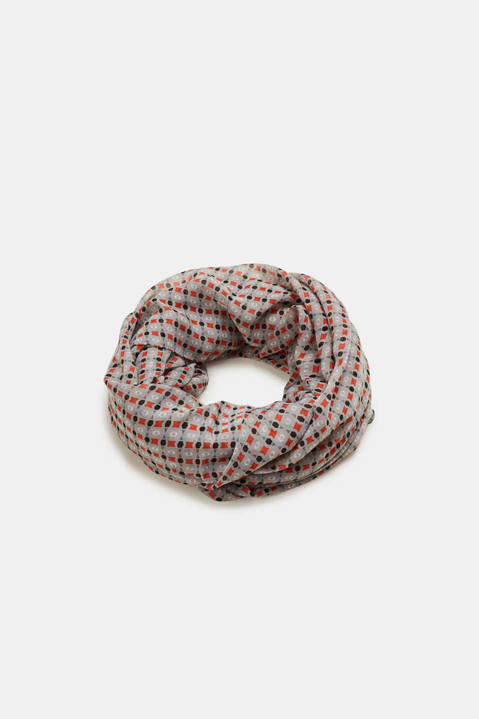 Esprit - Snood with a graphic print