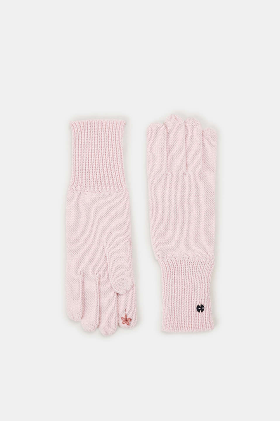 Esprit - Glittering thread gloves