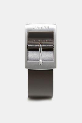 be1115a2adde Esprit   Ceinture en cuir à boucle en métal à acheter sur la ...