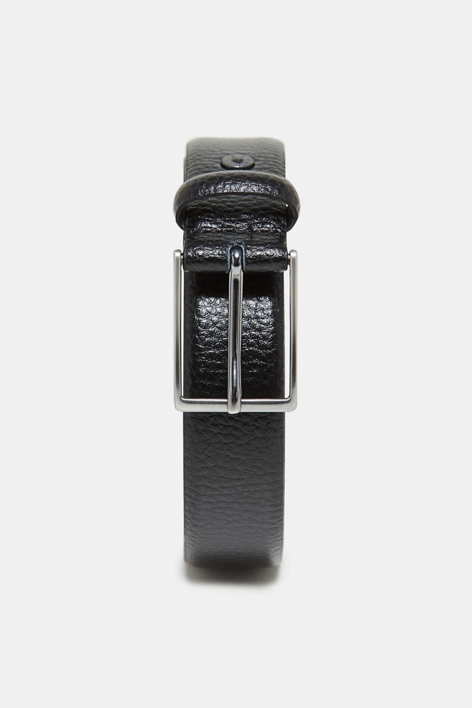 Esprit - Belt made of grained leather