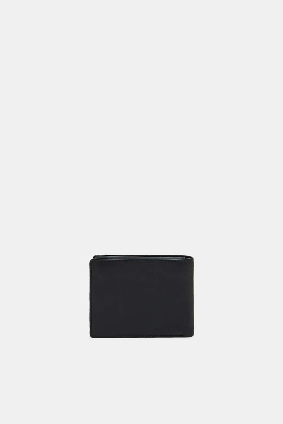 Esprit - Compact nappa leather wallet