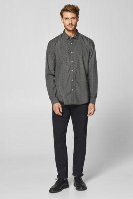 Gebloemd Overhemd.Esprit Gebloemd Overhemd Van 100 Katoen Kopen In De Online Shop