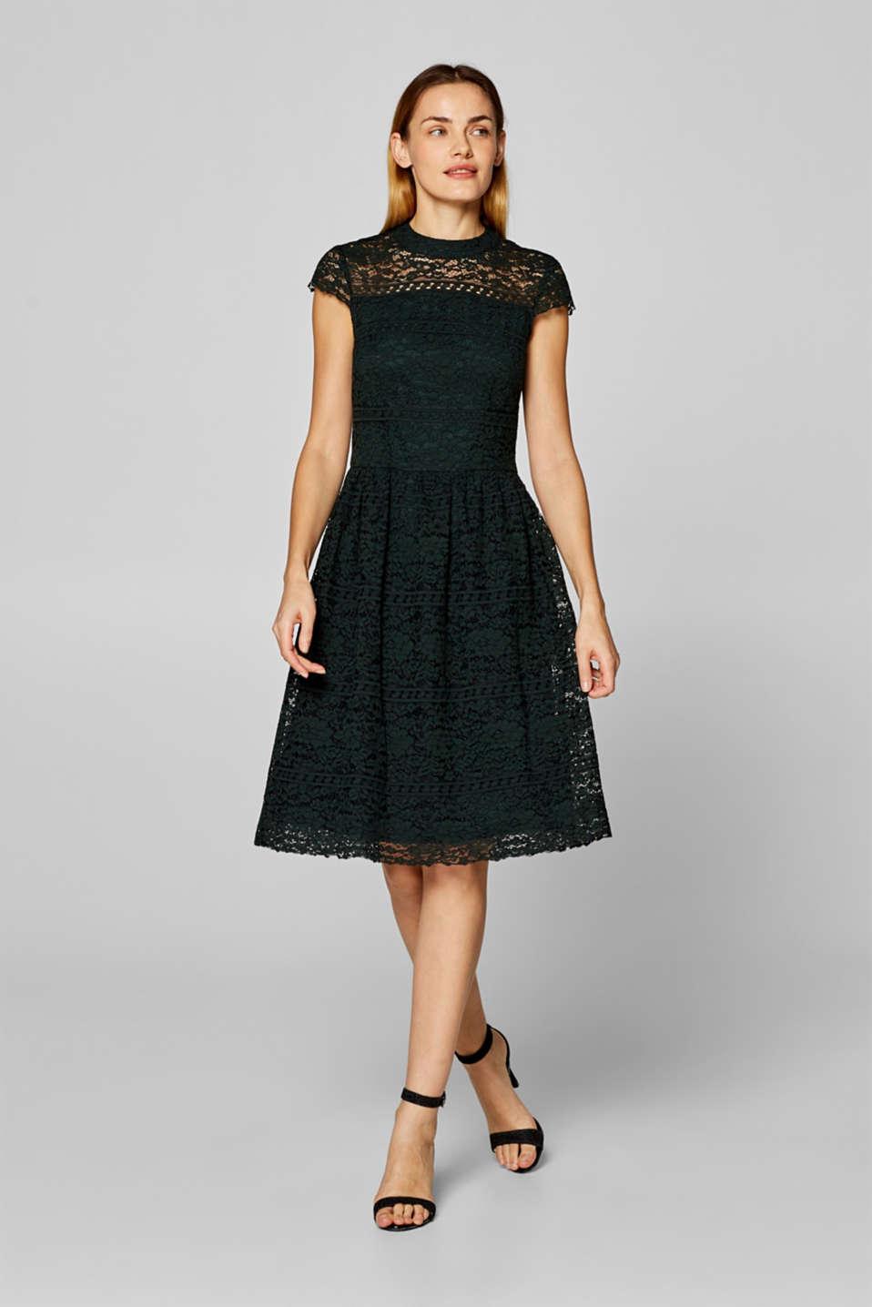 esprit kanten jurk