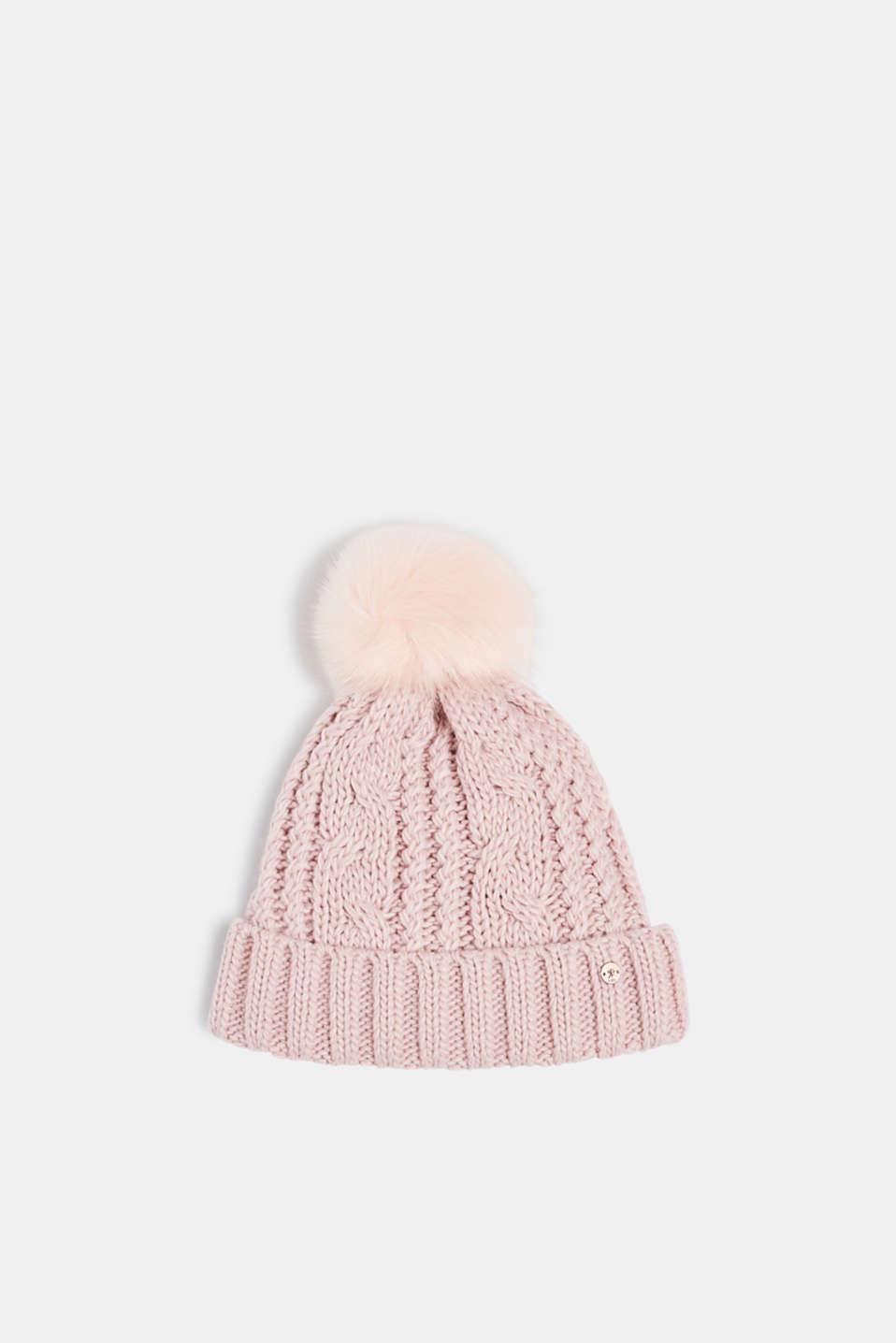 Hats/Caps, LIGHT PINK, detail image number 0