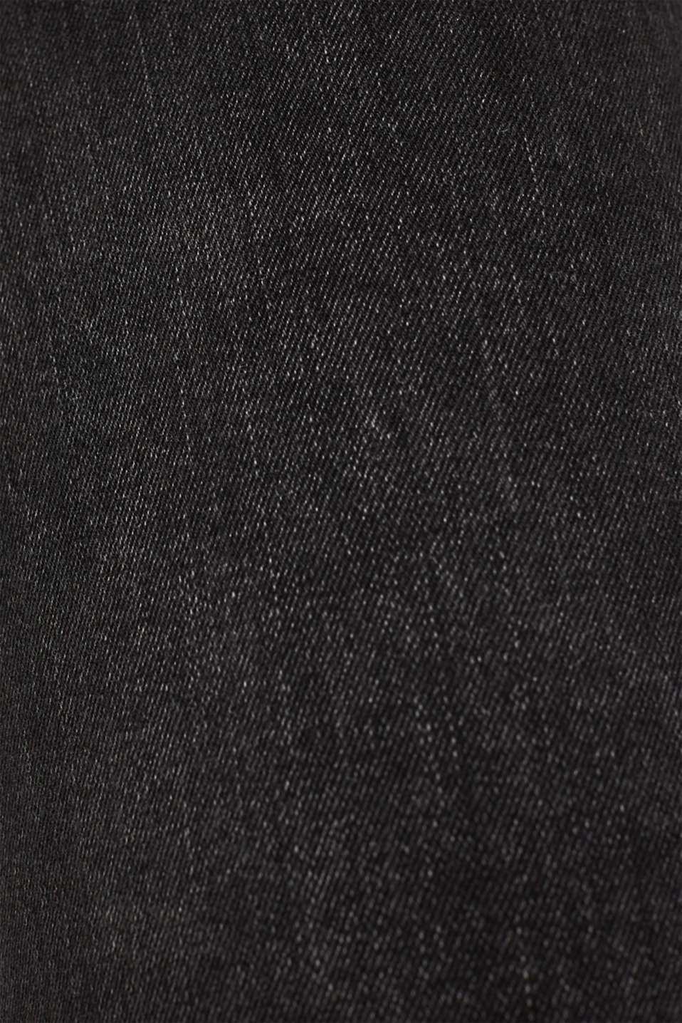 Pants denim, BLACK MEDIUM WASH, detail image number 4