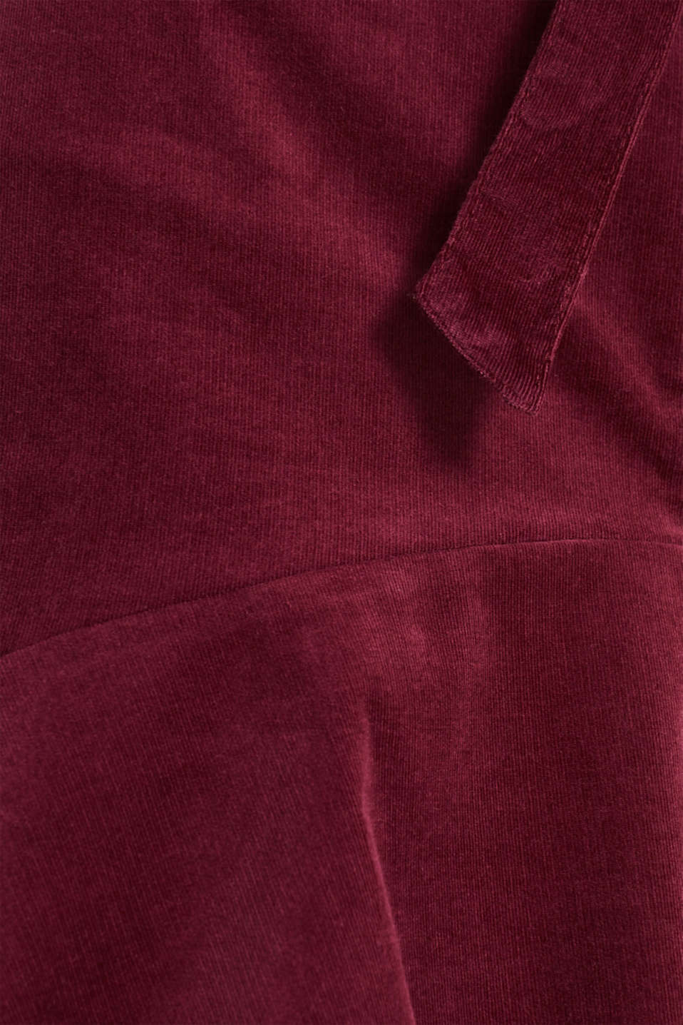 Skirts woven, BORDEAUX RED, detail image number 4