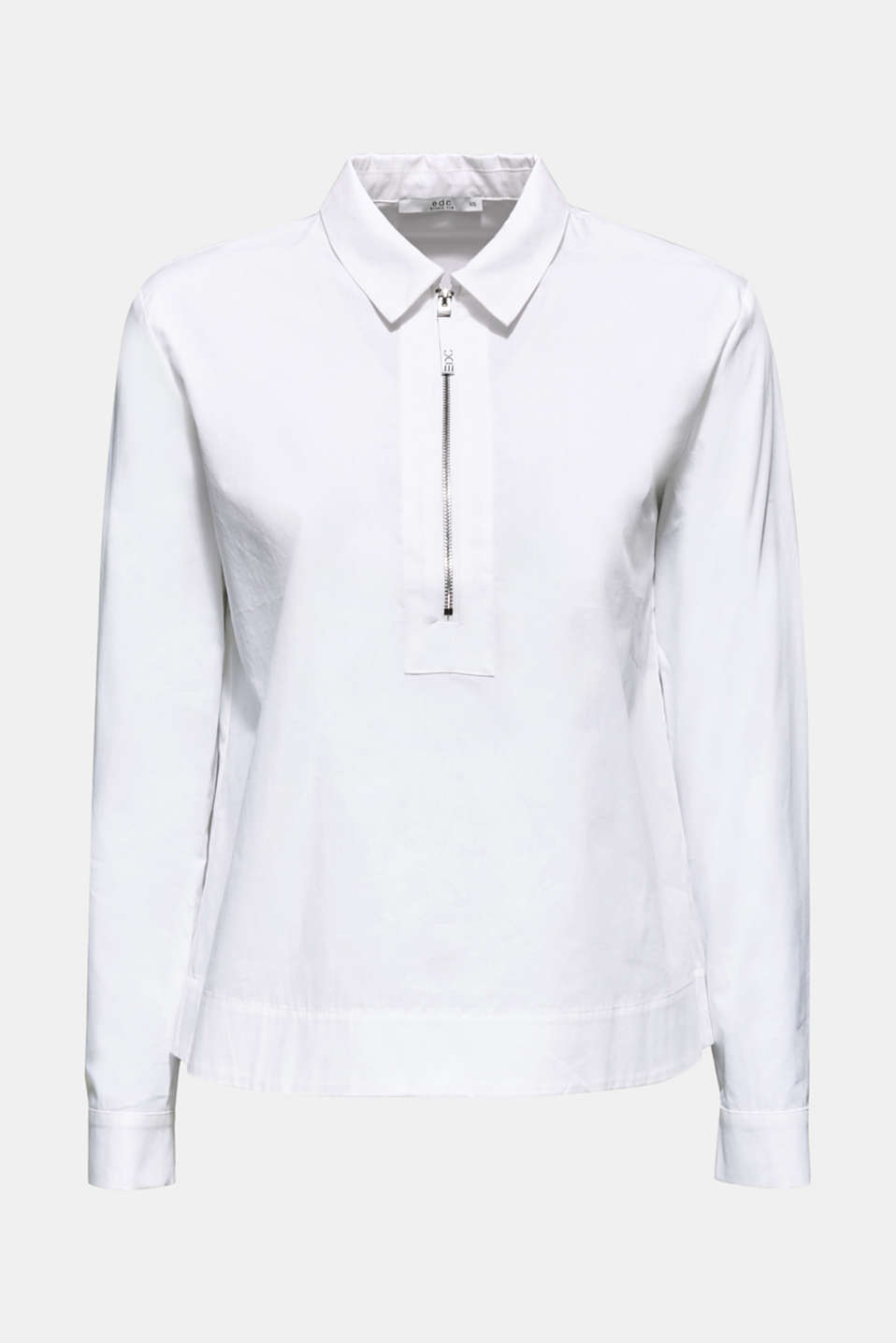 Blouses woven, WHITE, detail image number 5