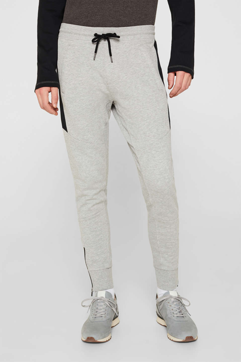 edc - Tracksuit bottoms in 100% cotton