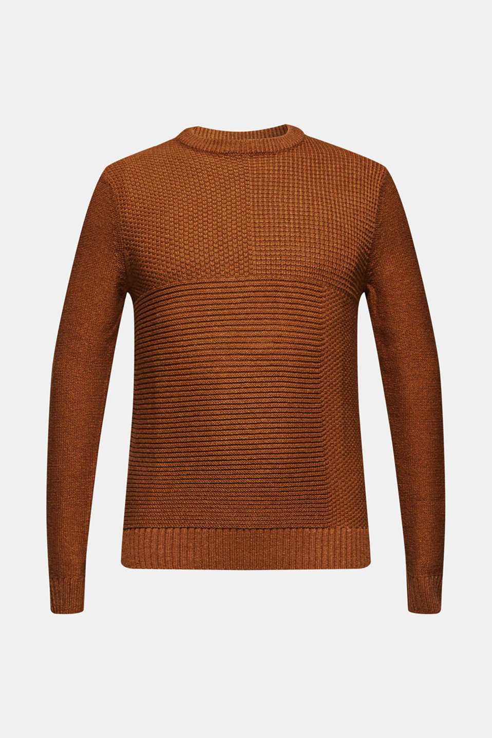 Sweaters, CAMEL, detail image number 8