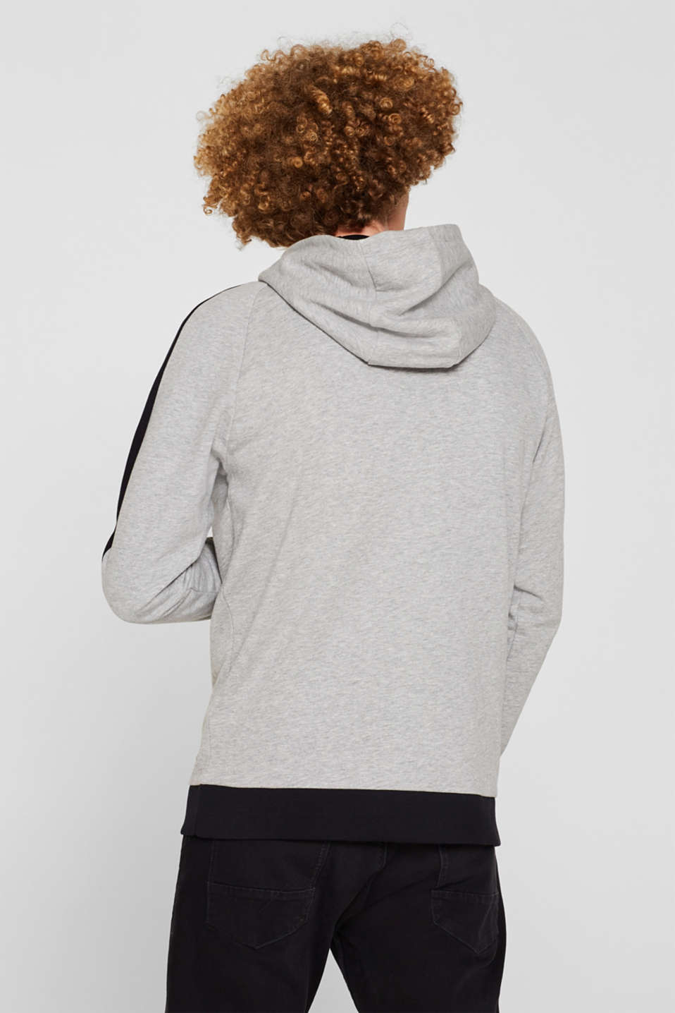 Sweatshirts, MEDIUM GREY, detail image number 3