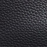 Faux leather shopper, BLACK, swatch