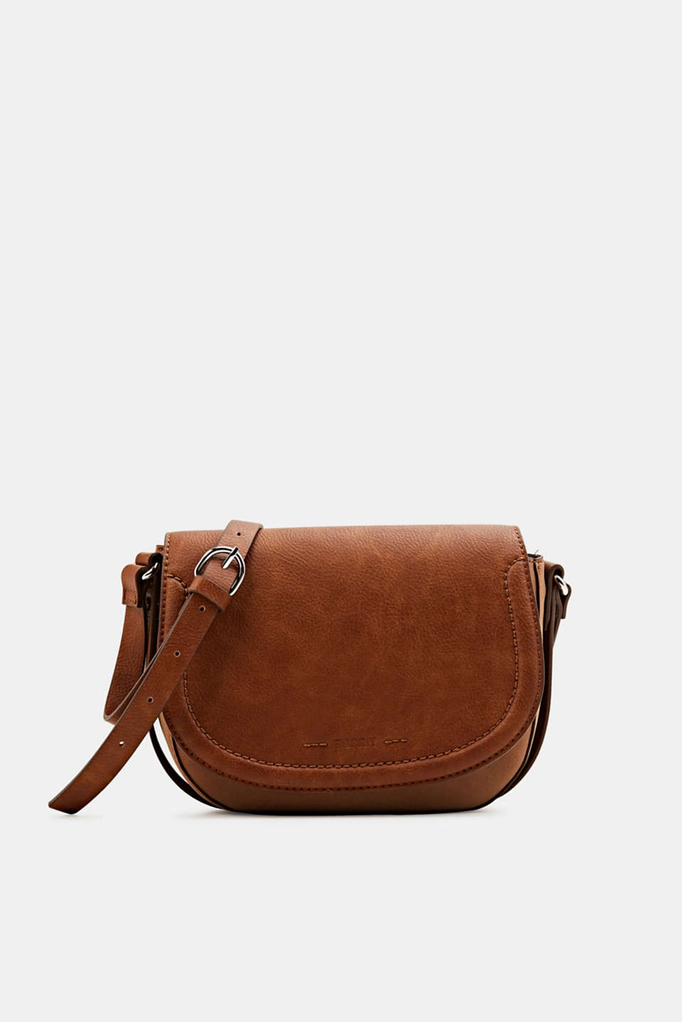 Esprit - Saddle bag van imitatieleer