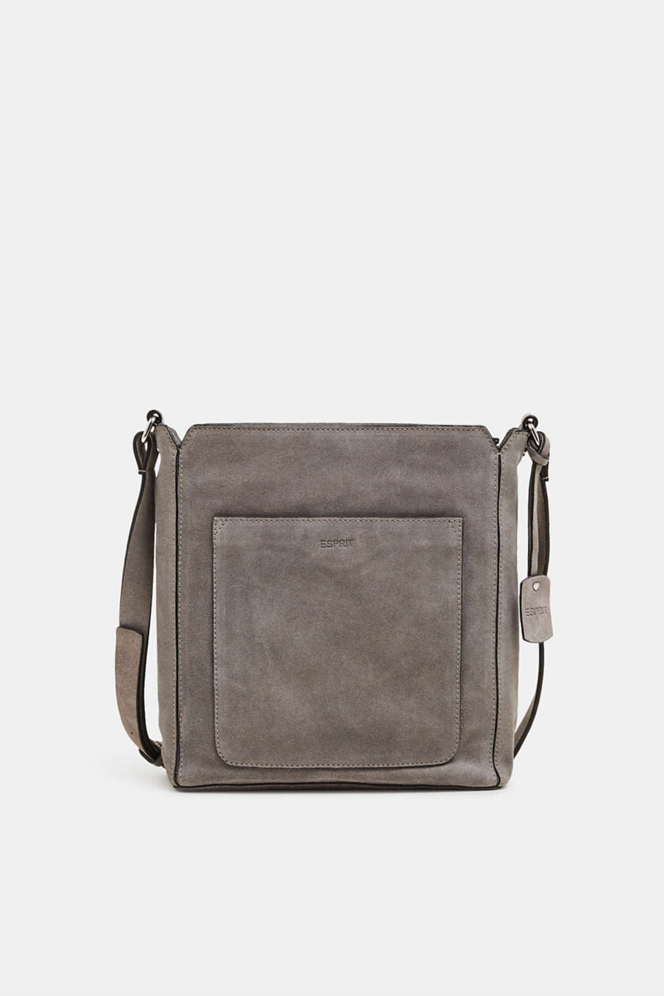 Esprit - Leather shoulder bag