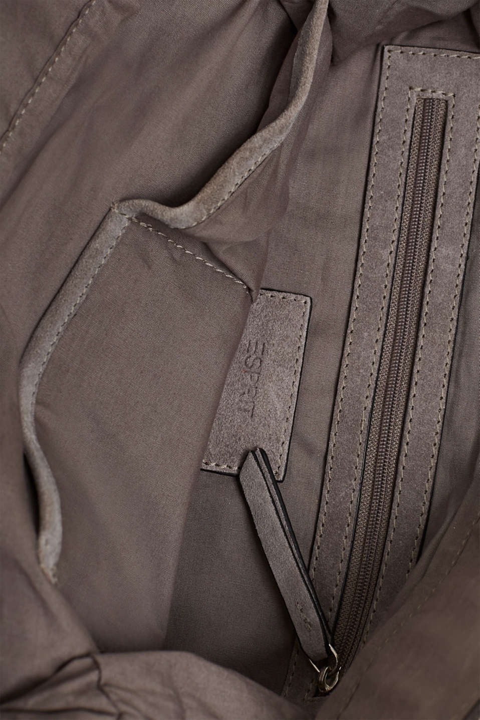 Bags leather, ANTHRACITE, detail image number 4