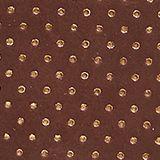 Leather purse, DARK BROWN, swatch