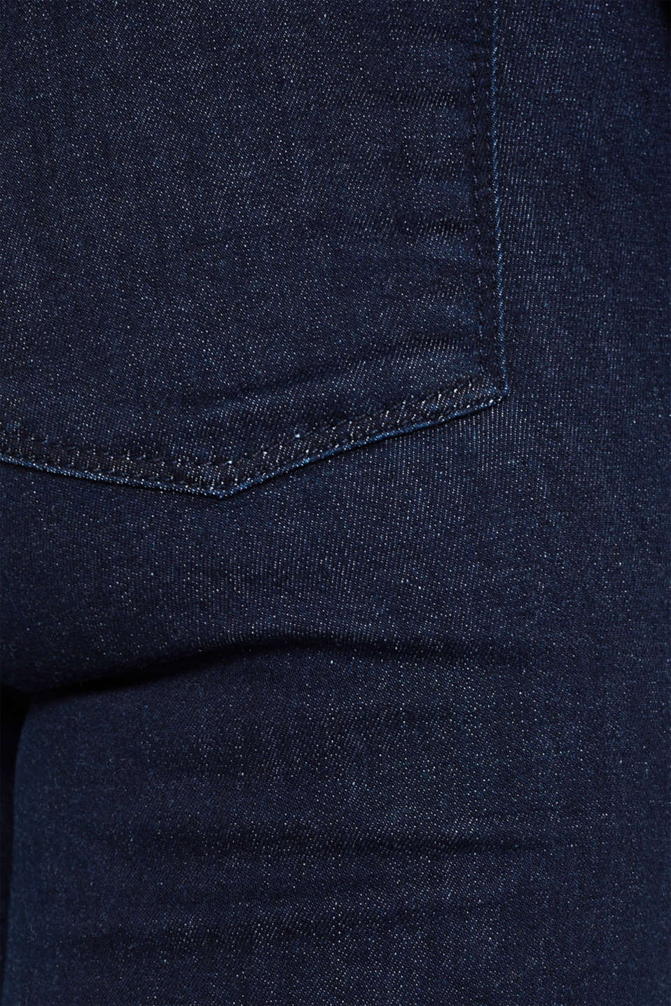 Shaping jeans with studs, BLUE RINSE, detail image number 4