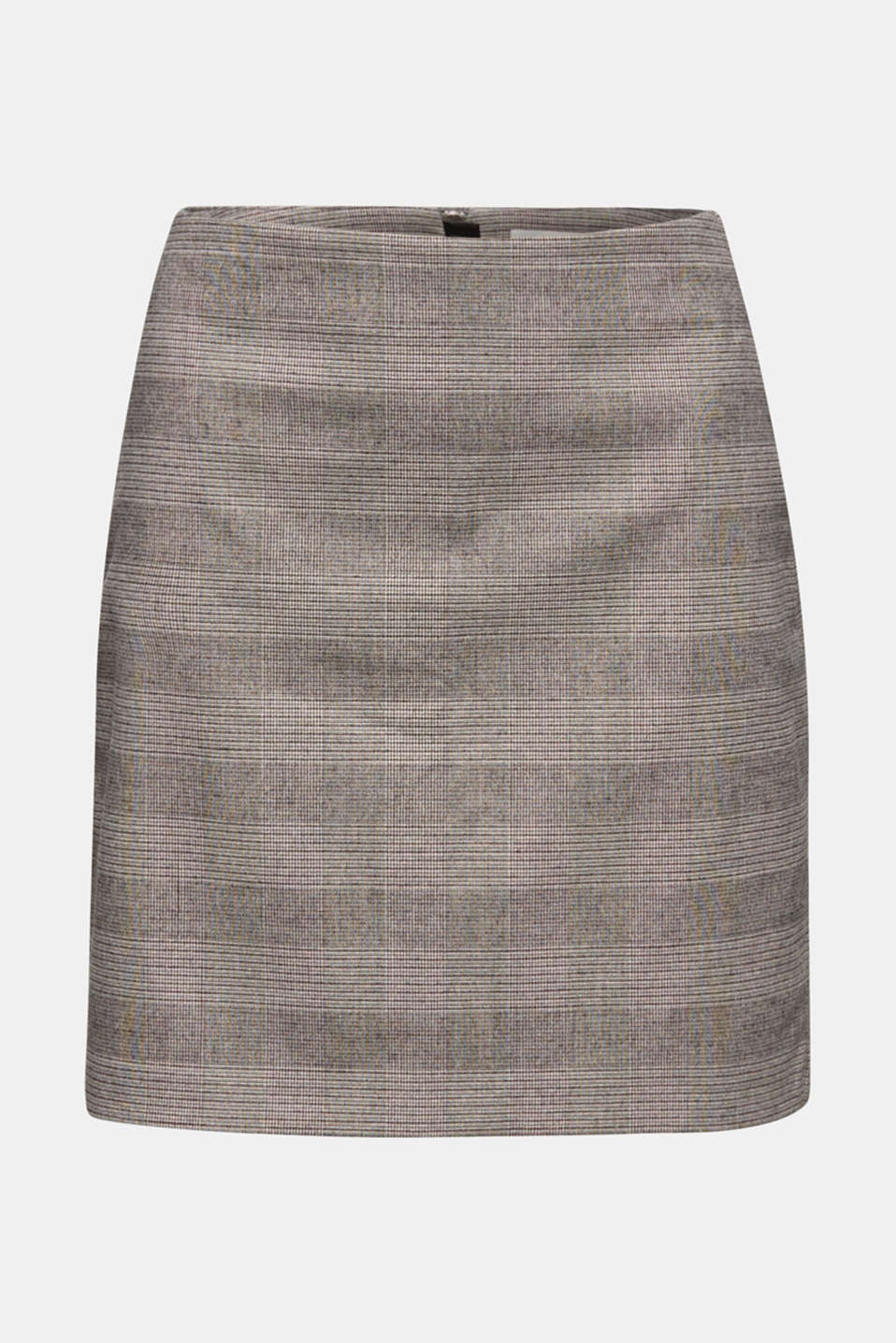 Skirts woven, TAUPE, detail image number 7