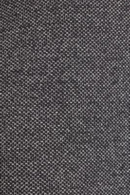 Stretch skirt with a salt-and-pepper texture, BLACK, detail