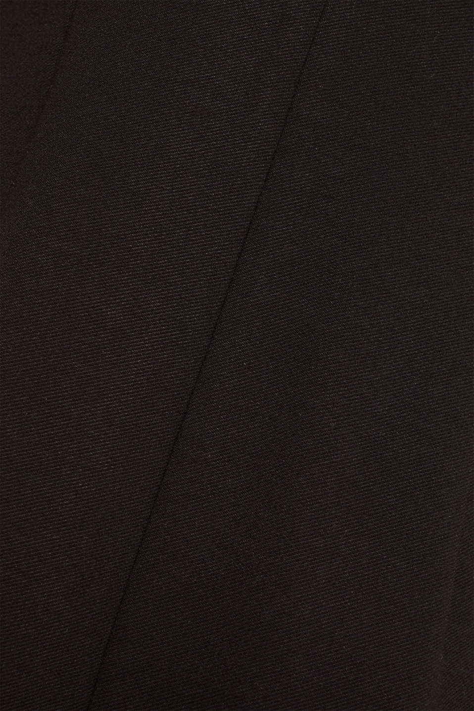 Dresses woven, BLACK, detail image number 4