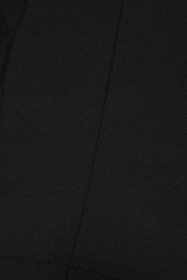 Blazer made of stretch jersey, BLACK, detail