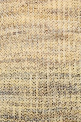 Melange jumper with wool/alpaca, DUSTY YELLOW 2, detail