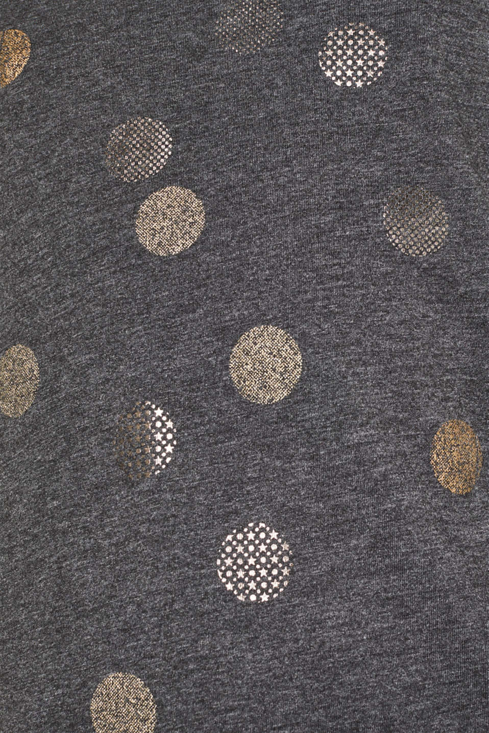 T-Shirts, ANTHRACITE 5, detail image number 4