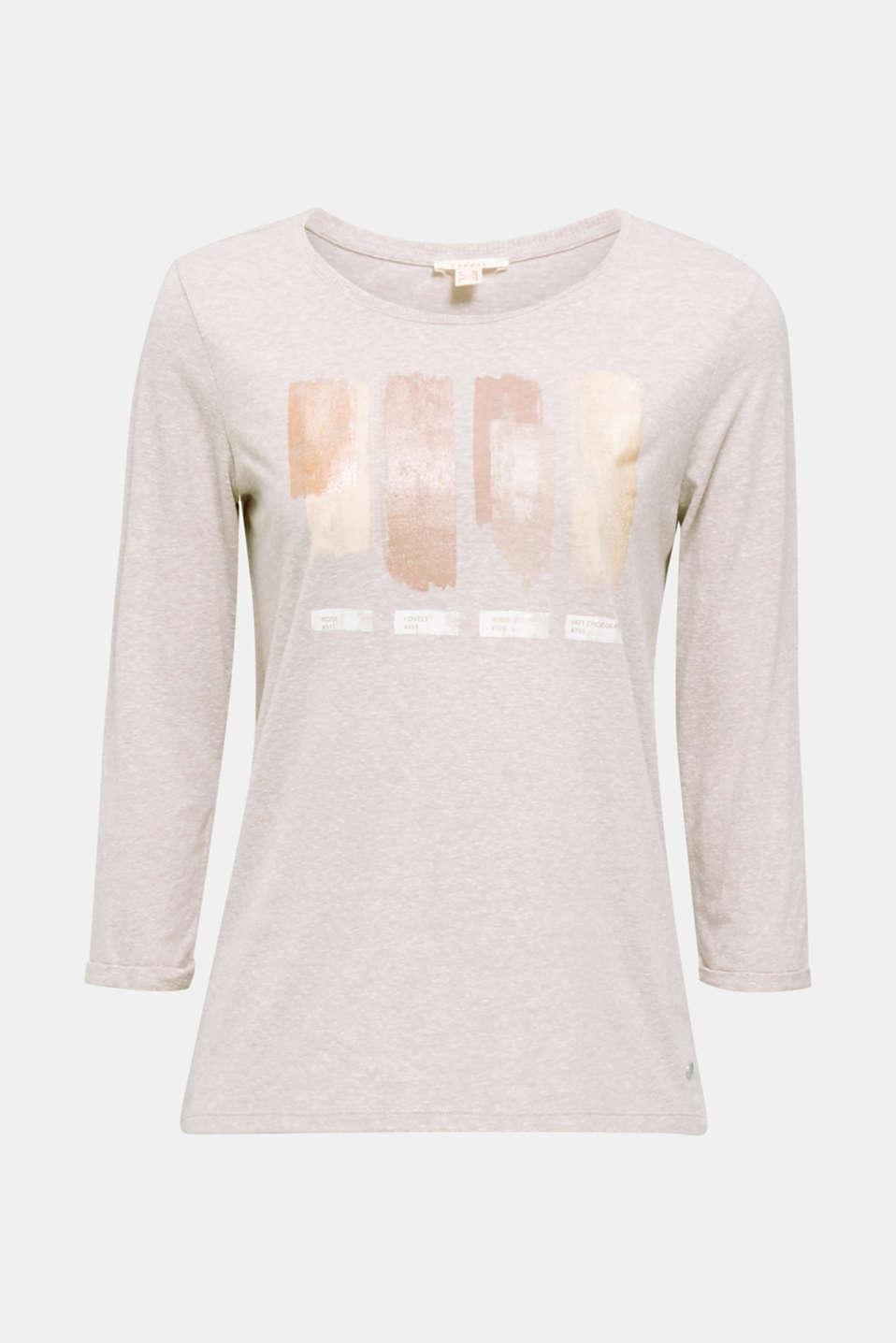 T-Shirts, PASTEL PINK 5, detail image number 7