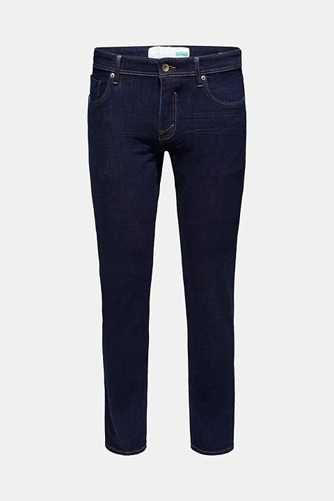 Dynamic denim with two-way stretch for comfort