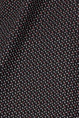 Shirt with polka dots, 100% cotton