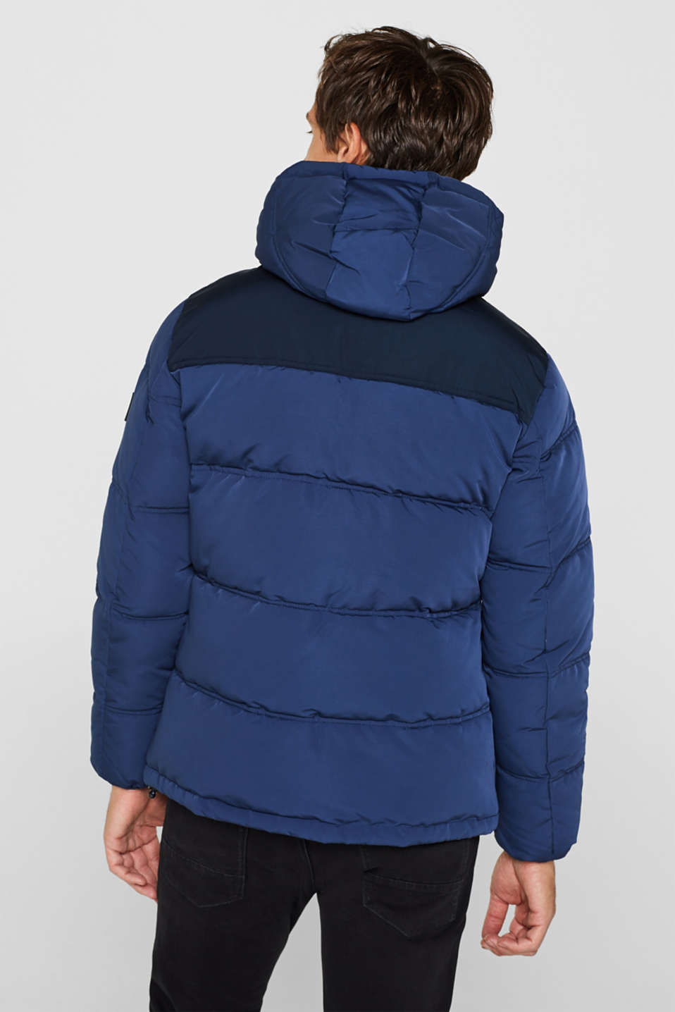 Jackets outdoor woven, BLUE, detail image number 3