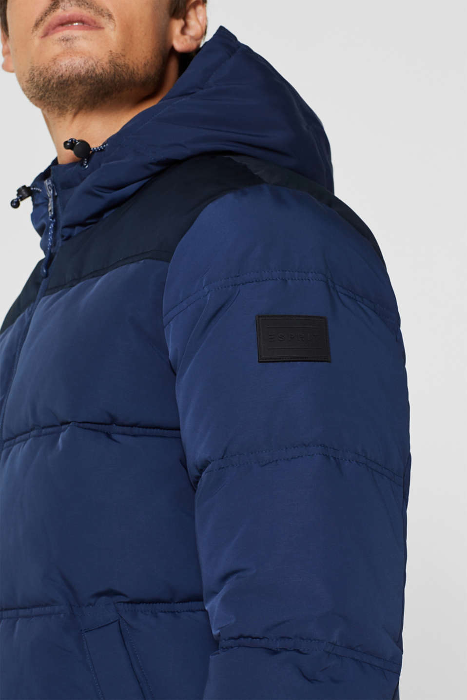 Jackets outdoor woven, BLUE, detail image number 2