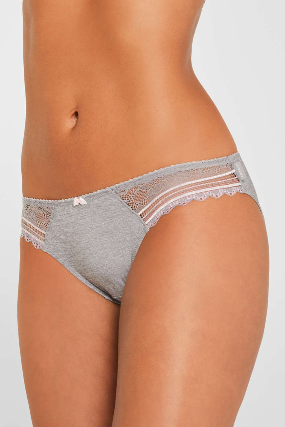 Bottoms, LIGHT GREY, detail image number 3