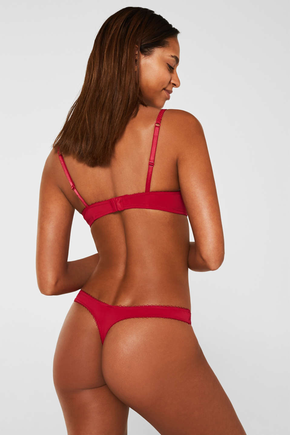 Bottoms, CHERRY RED, detail image number 2
