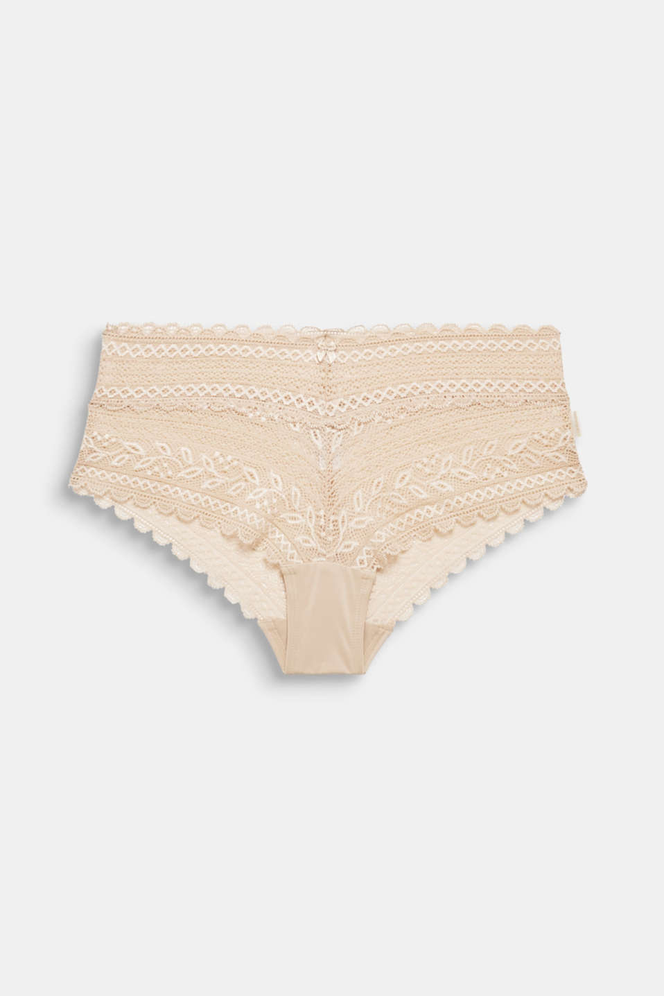 Hipster briefs in lace, DUSTY NUDE 5, detail image number 3