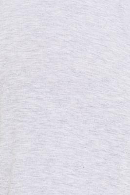 Jersey bottoms with satin details, MEDIUM GREY, detail