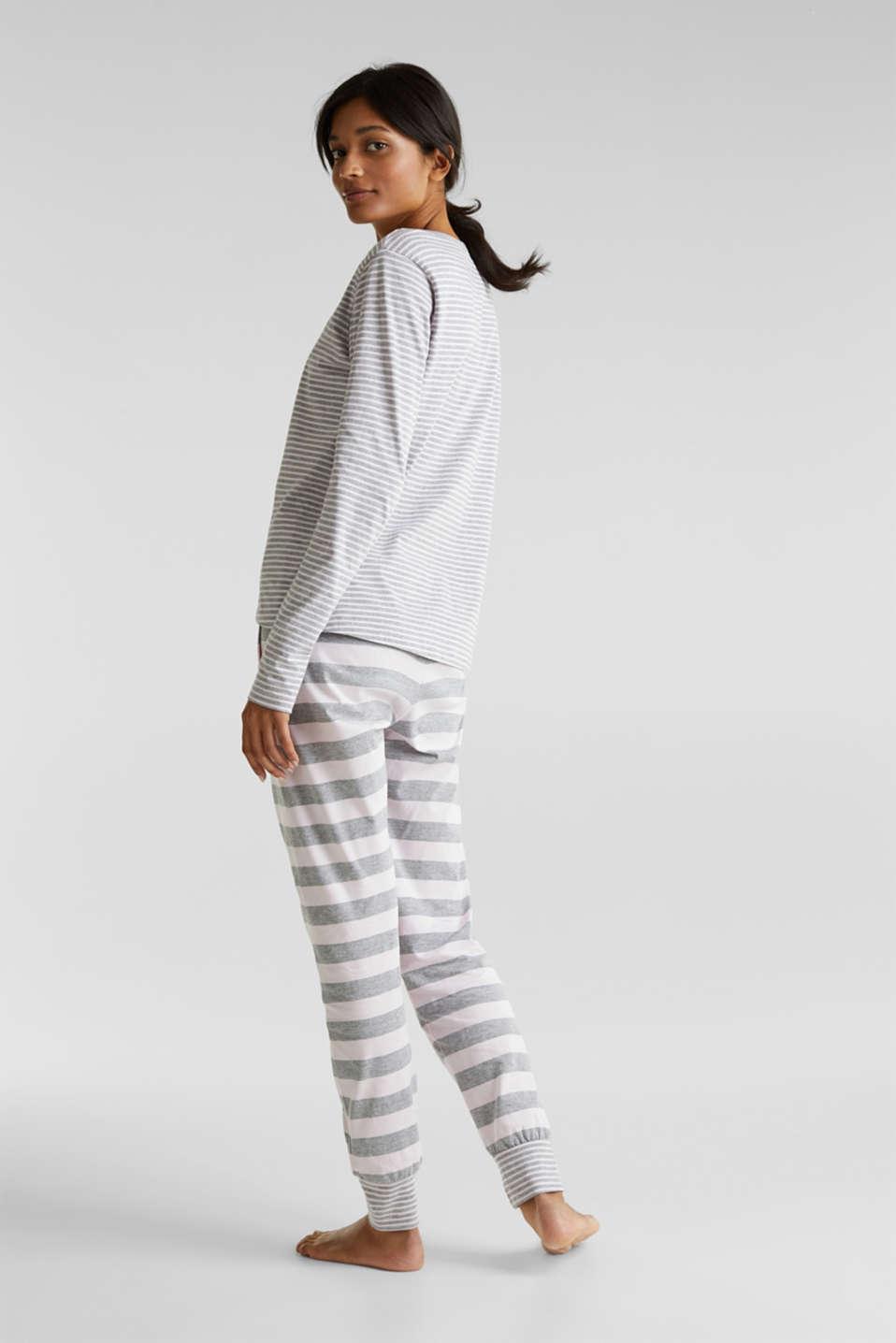 Pyjamas, PASTEL PINK, detail image number 2