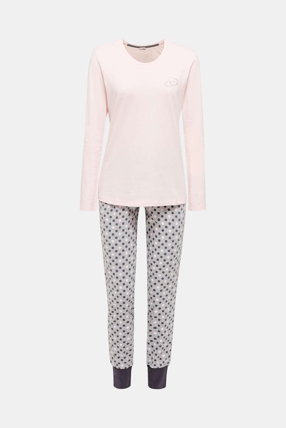 Pyjamas, MEDIUM GREY, detail image number 3