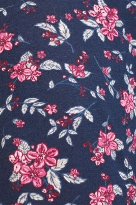 Jersey pyjamas in a mix of patterns