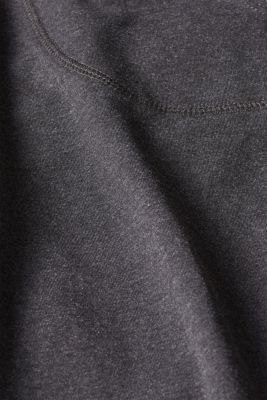 Ankle-length, jersey stretch trousers